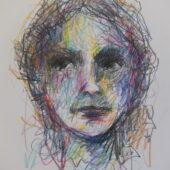 Crayons couleurs 24x32